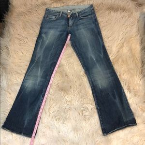 Like new Armani Exchange jeans size 4 short